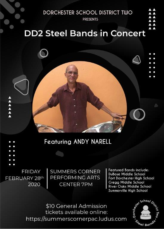DD2 Steel Bands in Concert