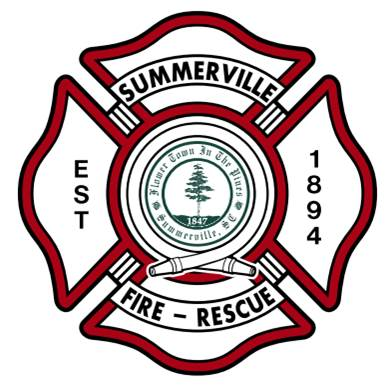 Fire and rescue badge