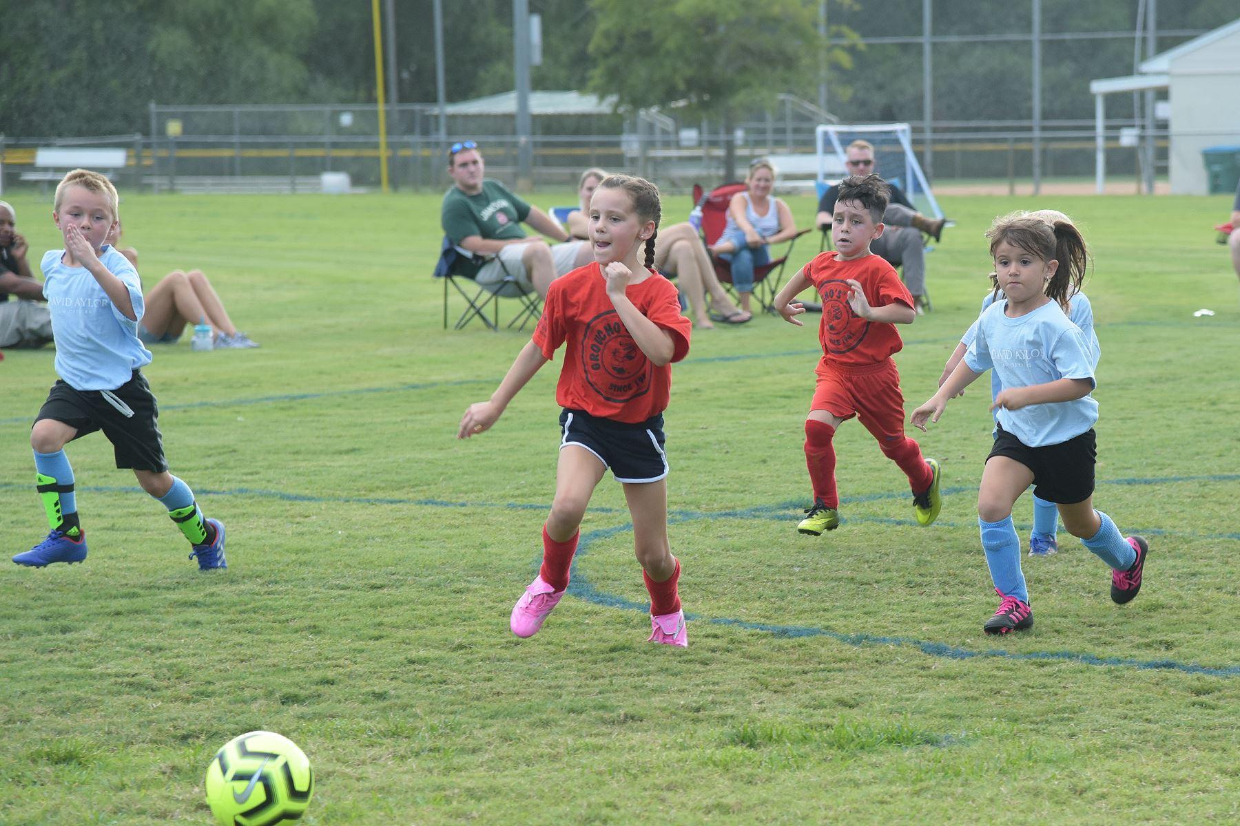 Soccer Summerville Sc